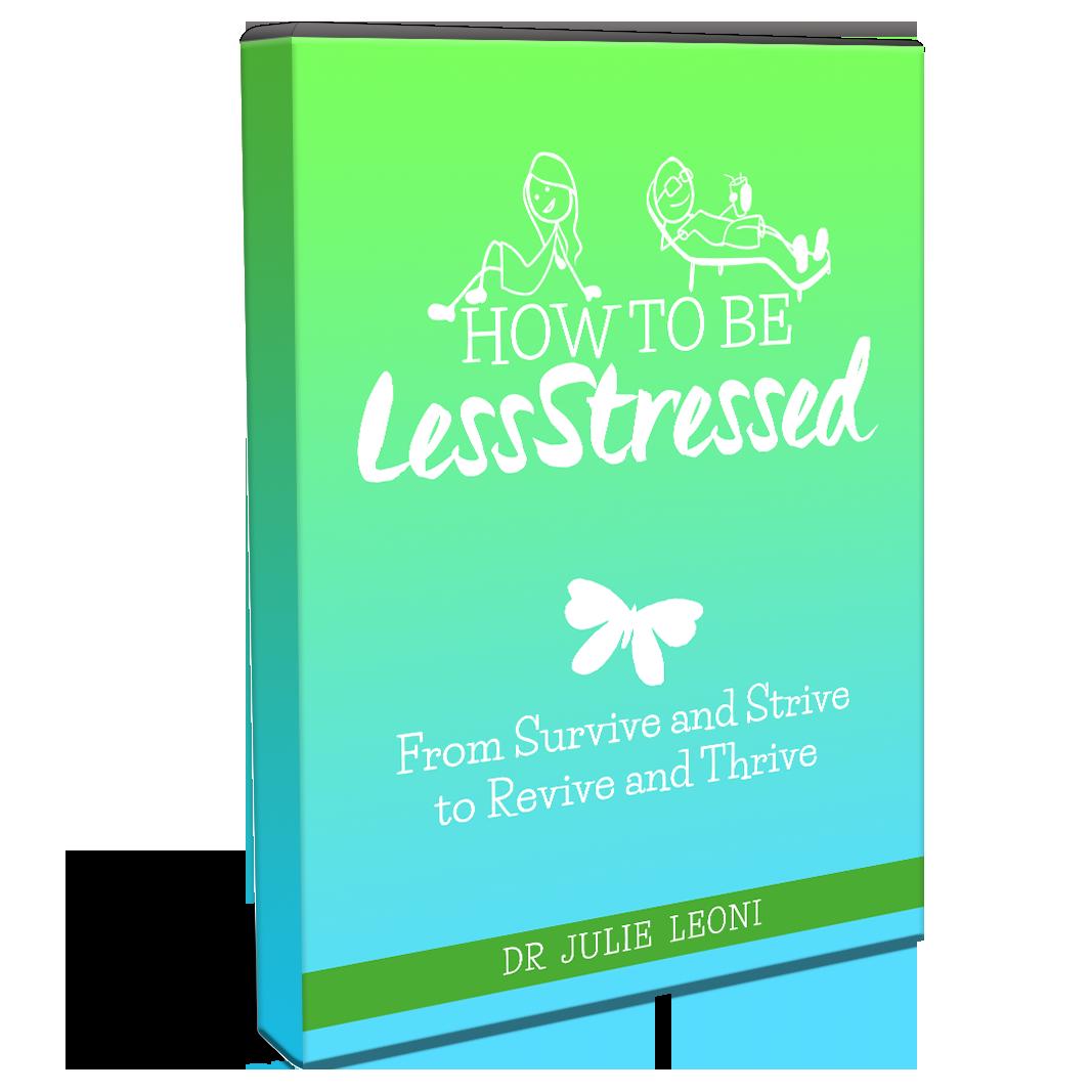 less stressed